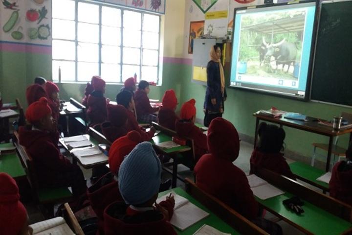 Christ The King Convent School-Smart Class