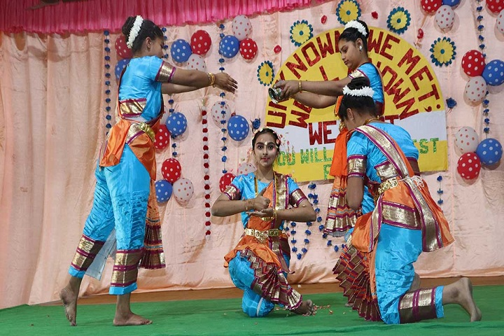 Christ The King Convent School-Traditional Dance