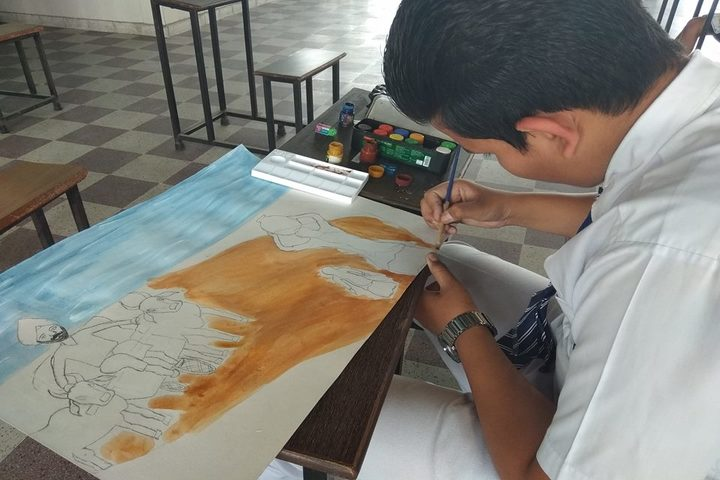 St Francis School-Activity