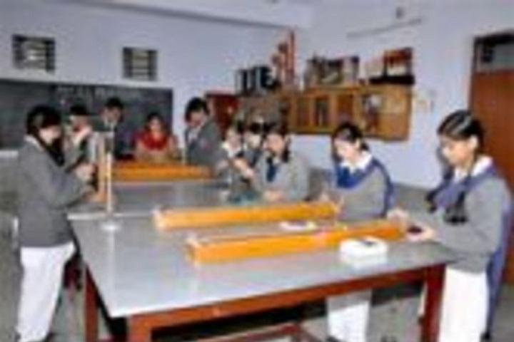 St Francis School-Physics Lab