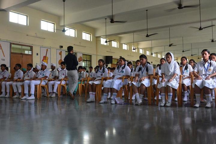 St Francis School-Prayer