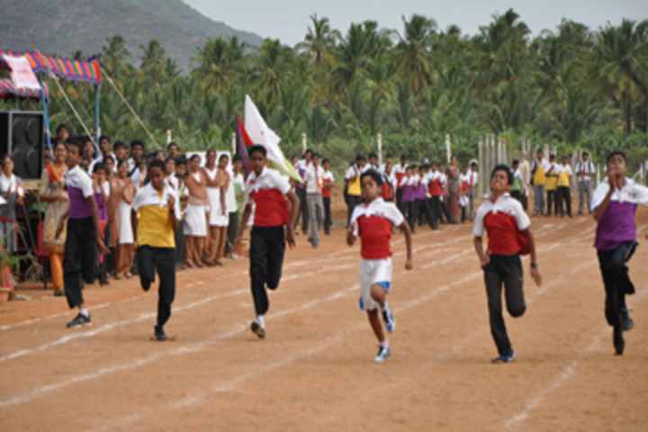 St Francis School-Running Competition