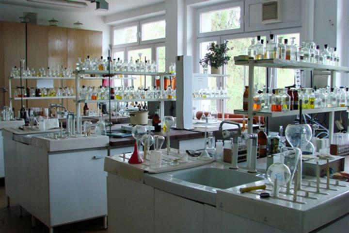 St Marys Convent School - Chemistry Lab
