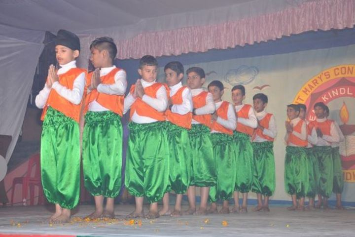 St Marys Convent School - Independence Day