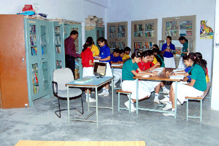 St Marys Convent School - Library