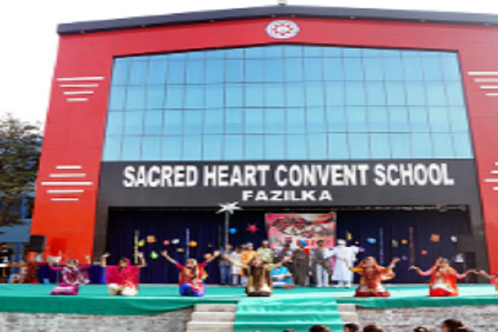 Sacred Heart Convent School - Annual Function