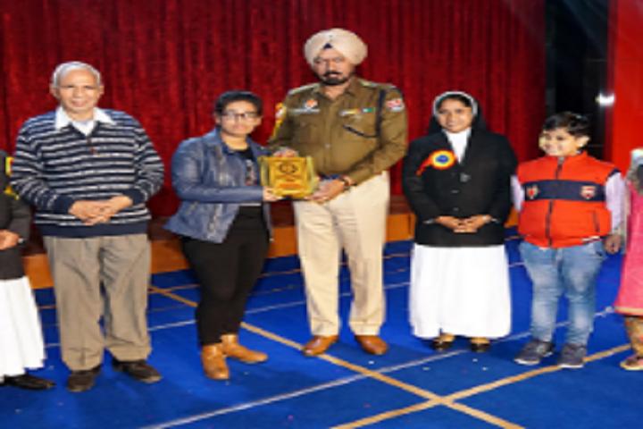 Sacred Heart Convent School - Award