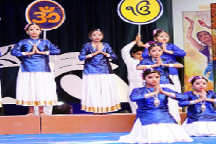 Sacred Heart Convent School - Dance