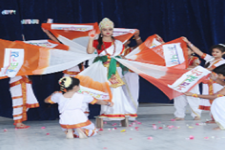Sacred Heart Convent School - Independence Day