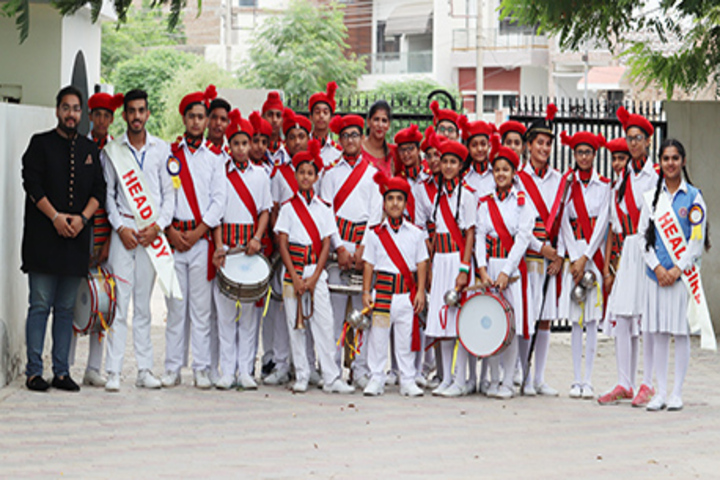 Sacred Heart Convent School - School Band