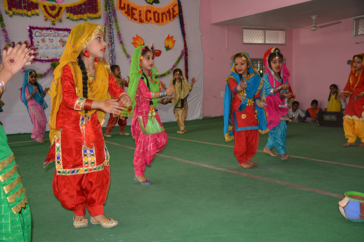 All Saints Convent School-Dance
