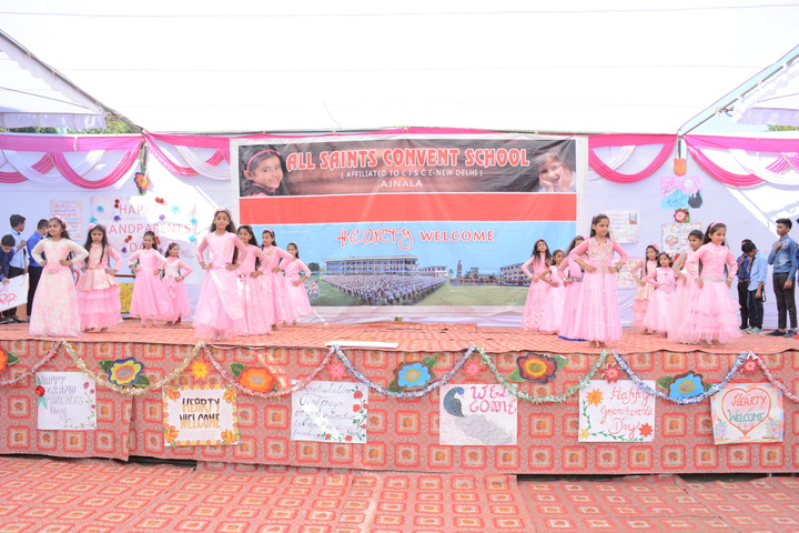 All Saints Convent School-Annual day