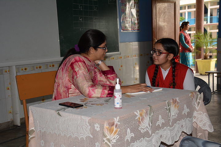 All Saints Convent School-Medical Camp
