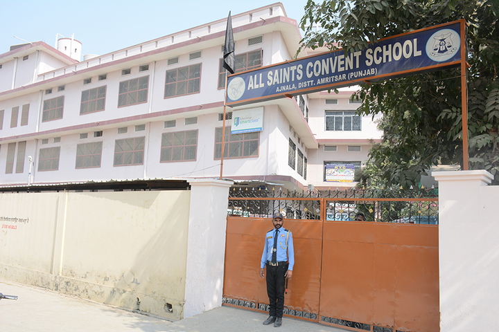 All Saints Convent School-School Building