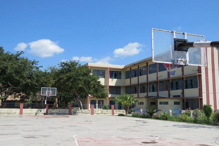 Mount Carmel School-Basketball Court