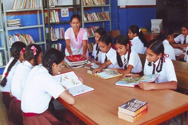 Mount Carmel School-Library