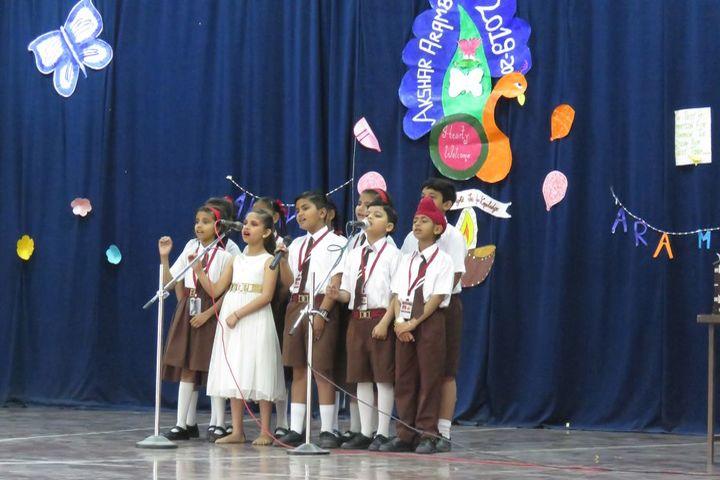 Mount Carmel School-Singing