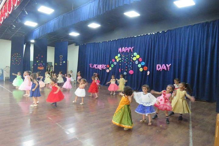 Mount Carmel School-Teachers Day