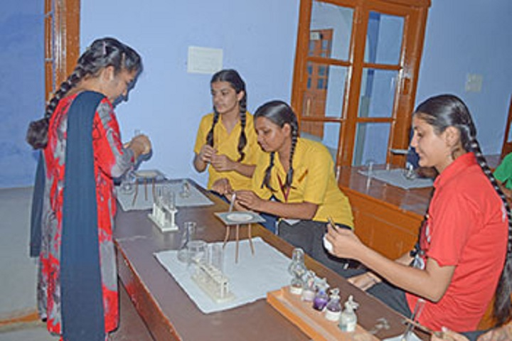 Alexandra School-Chemistry Lab