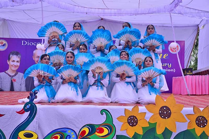Alexandra School-Dance
