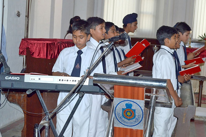 Alexandra School-Music