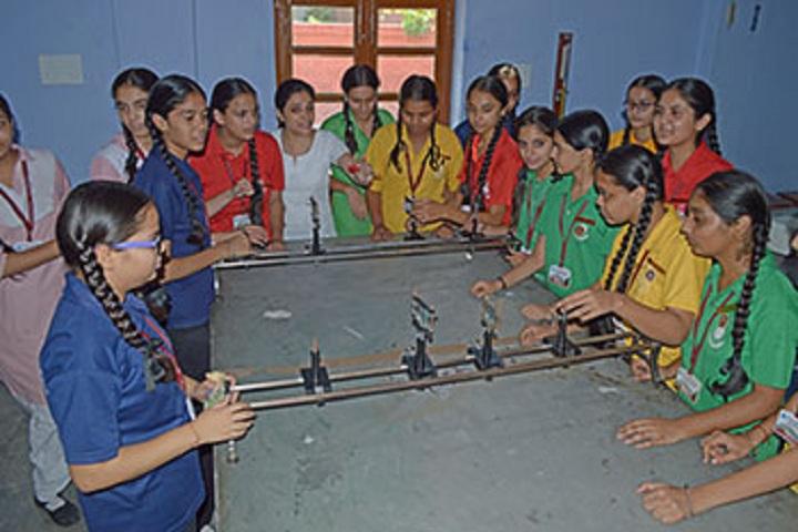 Alexandra School-Physics Lab