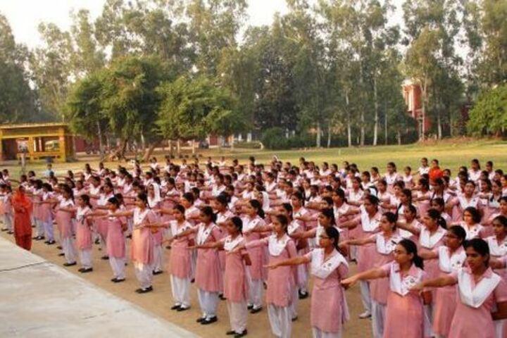 Alexandra School-Assembly