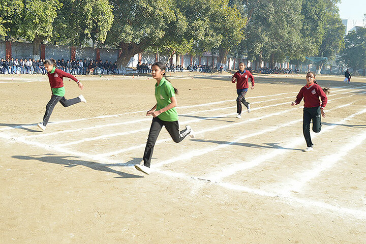 Alexandra School-Running Competition