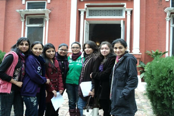 Alexandra School-Students