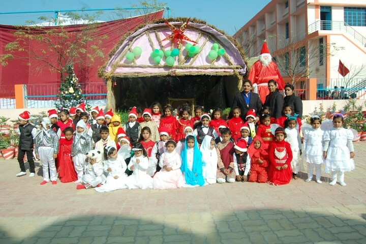 St Francis Convent School-Christmas Celebrations