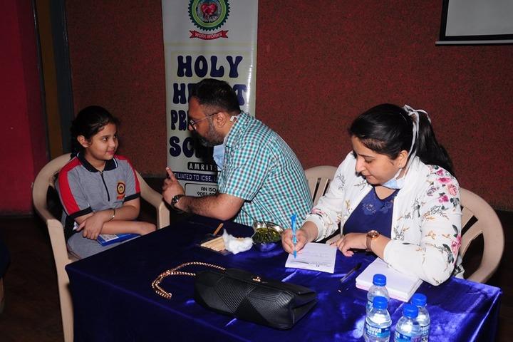 Holy Heart Presidency School-Medical Facility