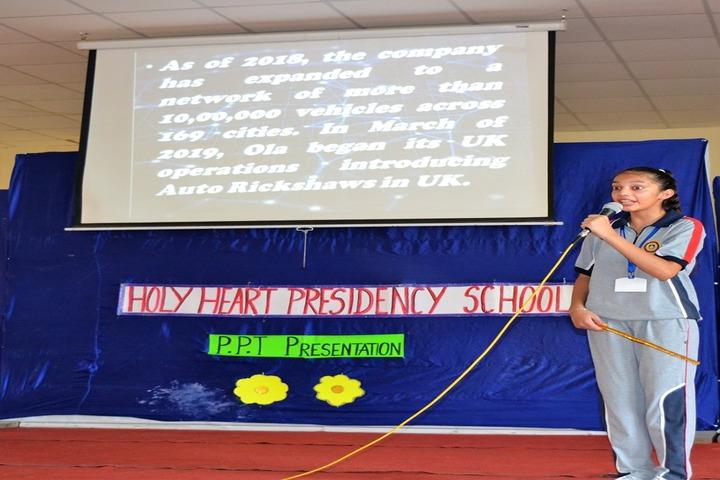 Holy Heart Presidency School-Seminar