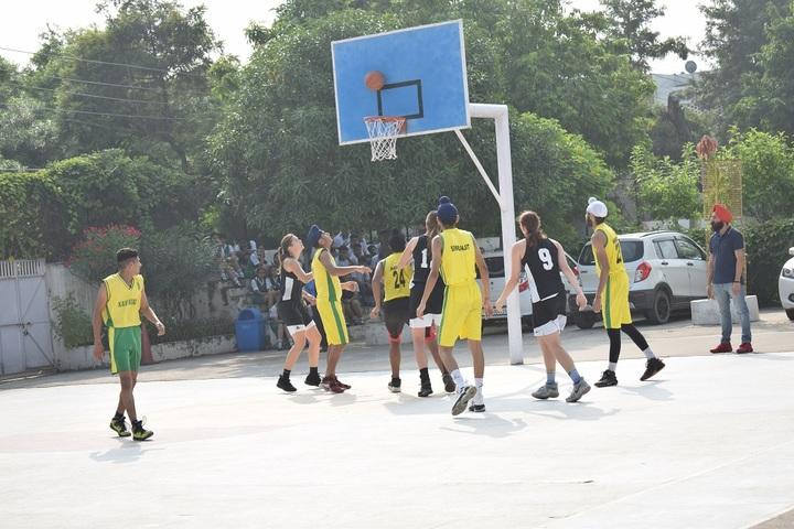 St Xaviers High School-Basketball
