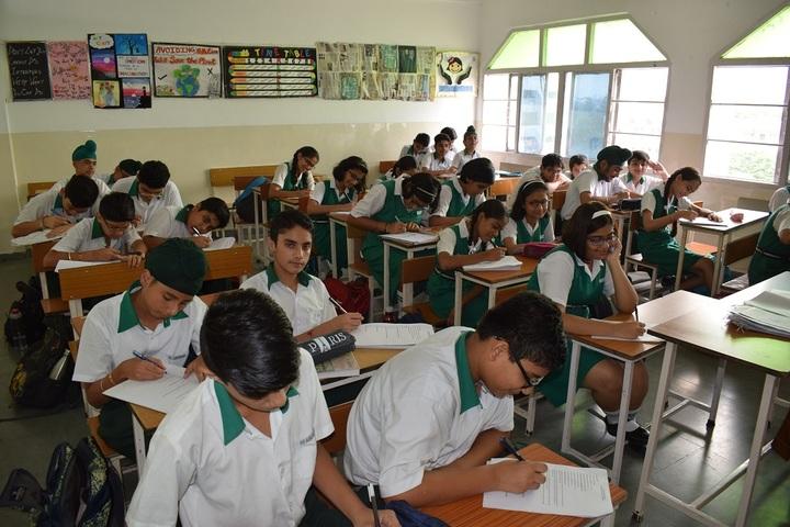 St Xaviers High School-Classroom
