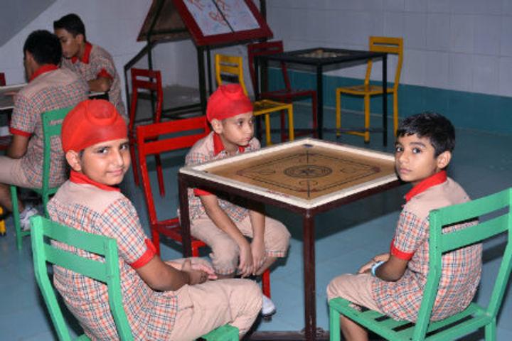 Sachkhand Convent School-Caroms