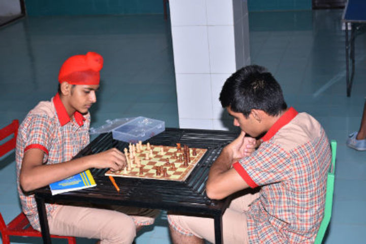 Sachkhand Convent School-Chess