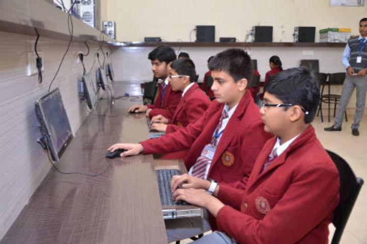 Sachkhand Convent School-Computer Lab
