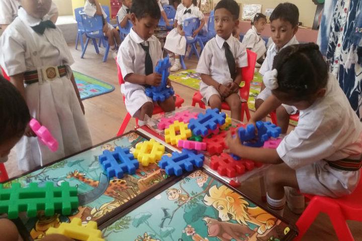 Sachkhand Convent School-Games