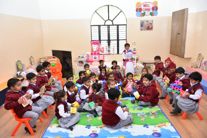 Sachkhand Convent School-Kindergarten