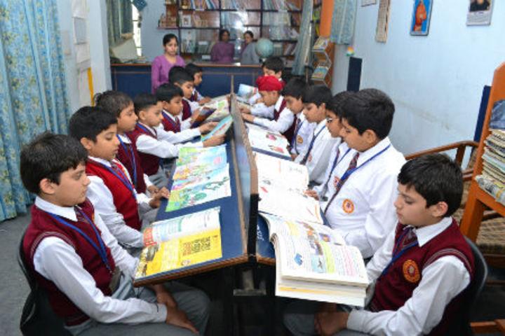 Sachkhand Convent School-Library