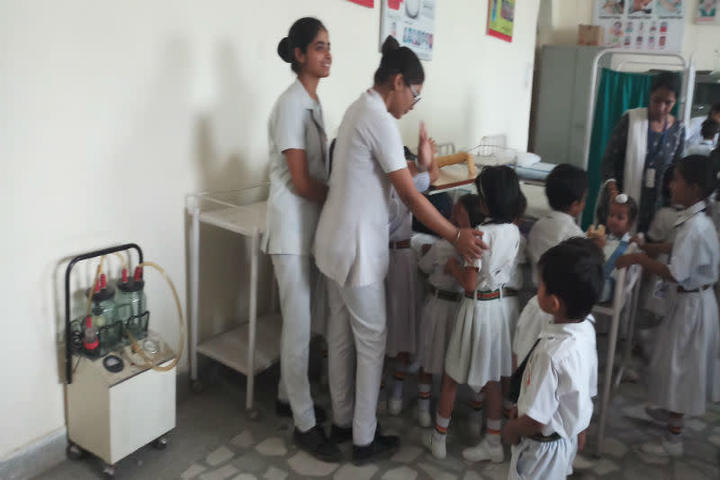 Sachkhand Convent School-Medical Facility