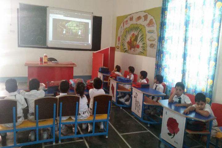 Sachkhand Convent School-Smart Class