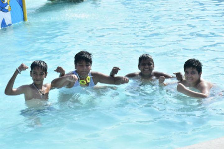 Sachkhand Convent School-Swimming Pool