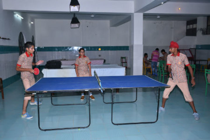 Sachkhand Convent School-Table Tennis