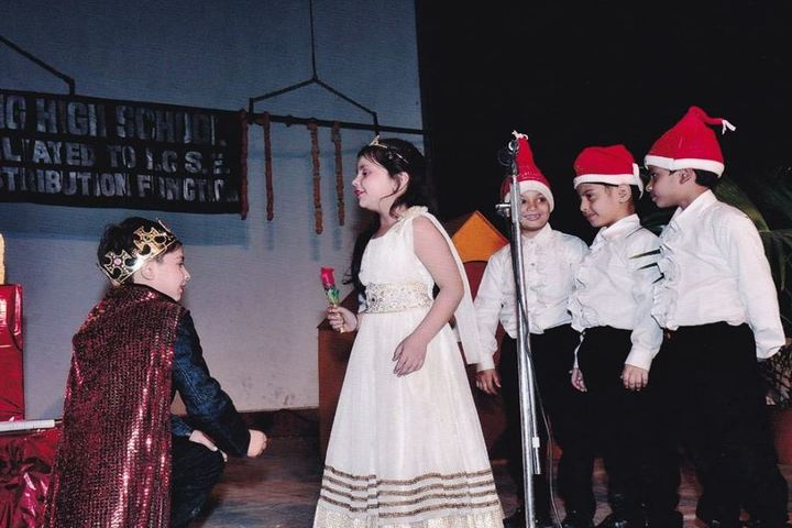 Cedar Spring High School - Drama