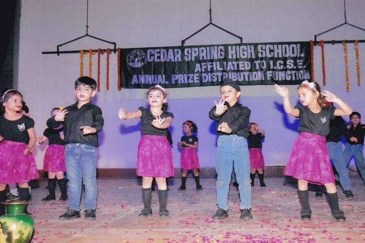 Cedar Spring High School - Kindergarten