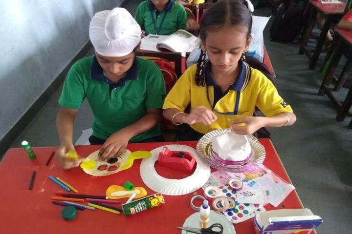 Kaintal School-Art And Craft
