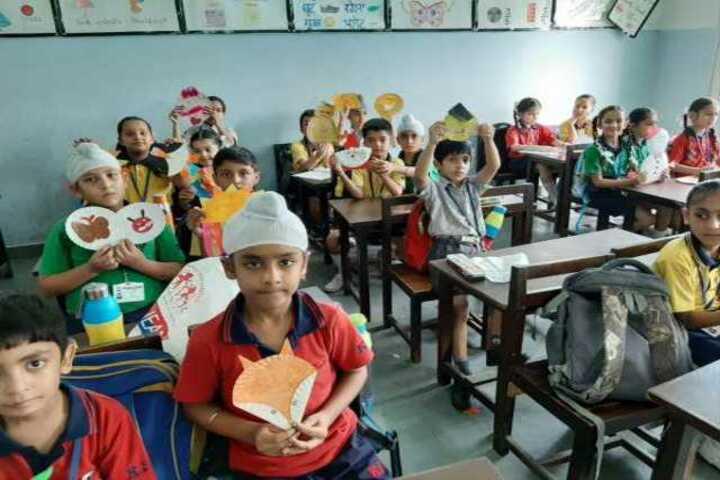 Kaintal School-Classroom