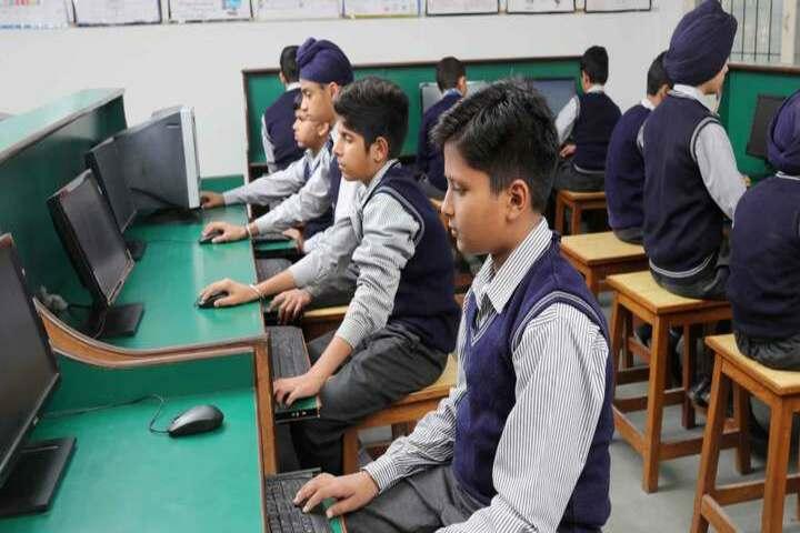 Kaintal School-Computer Lab