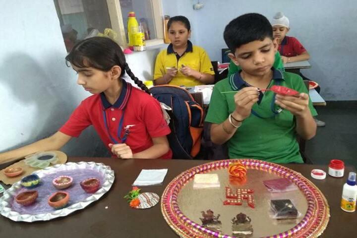 Kaintal School-Festival Celebration